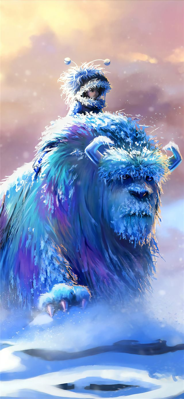 sulley and mike monsters iPhone 11 wallpaper