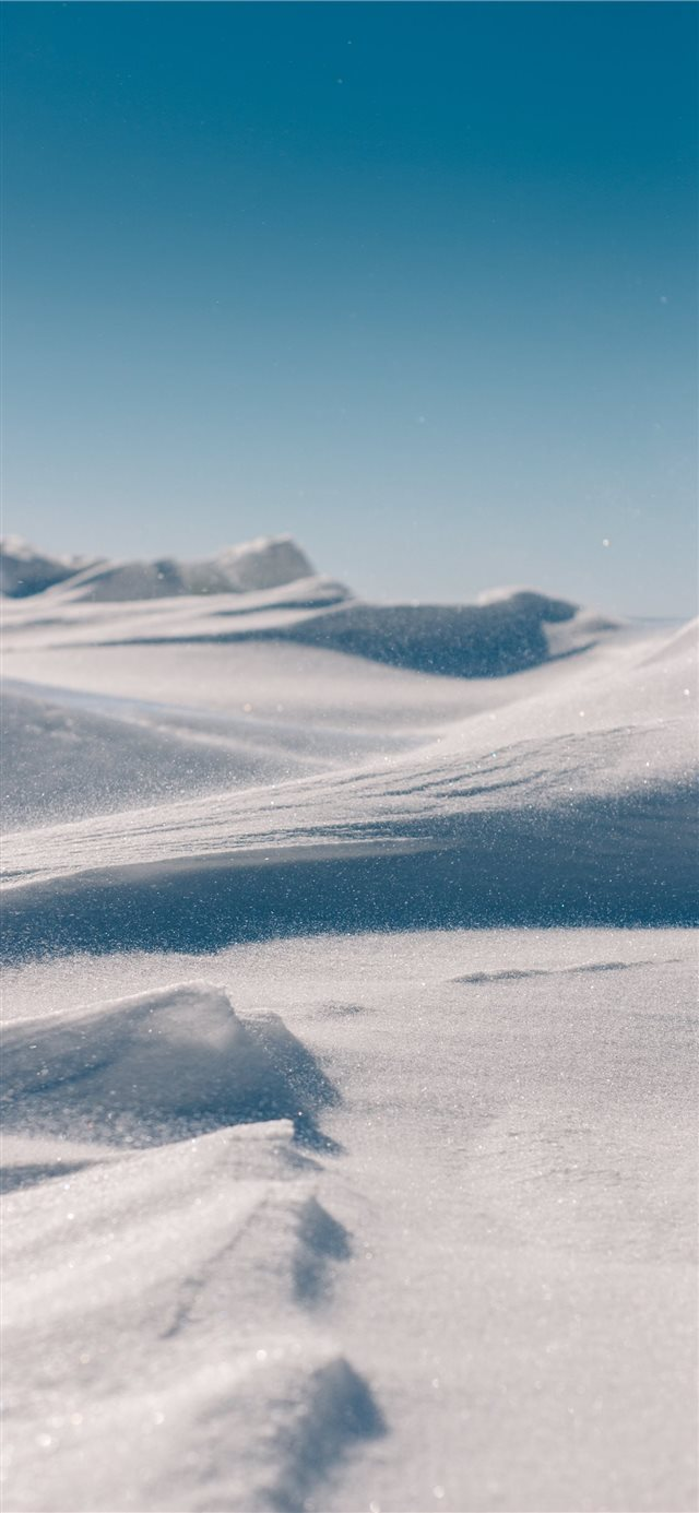 white sand iPhone X wallpaper