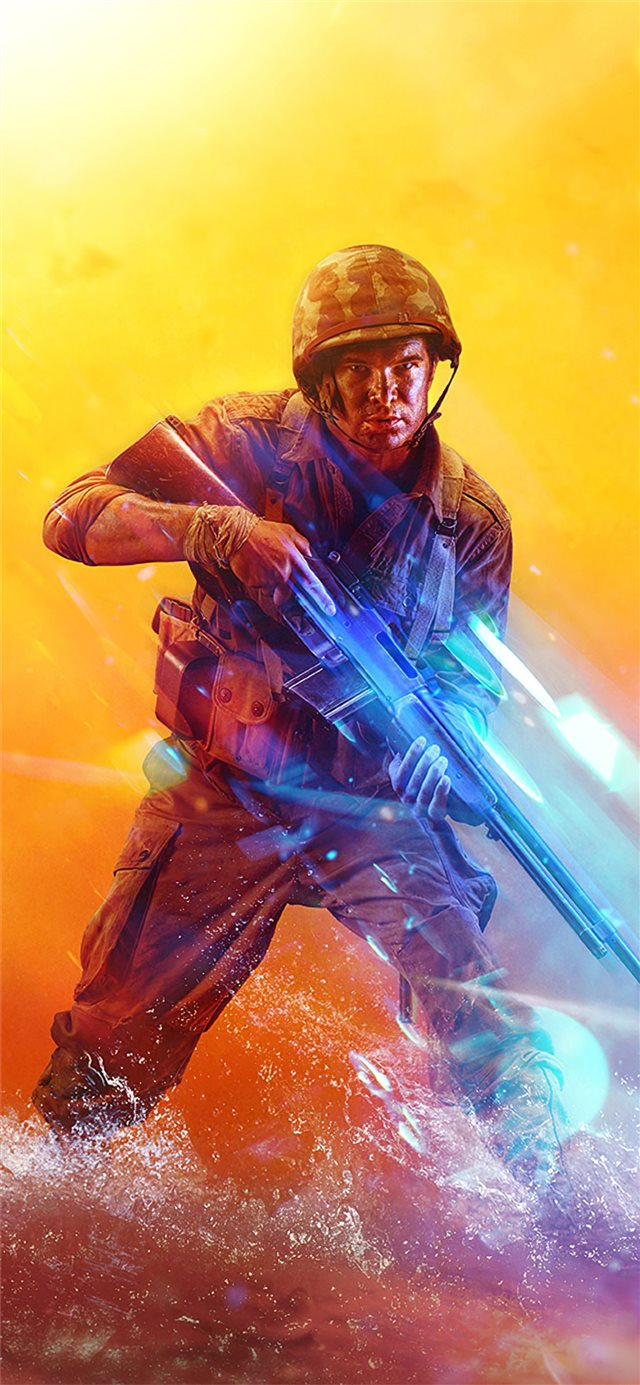 battlefield 5 2019 4k iPhone X wallpaper