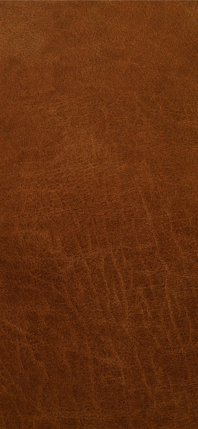 brown leather iPhone X wallpaper