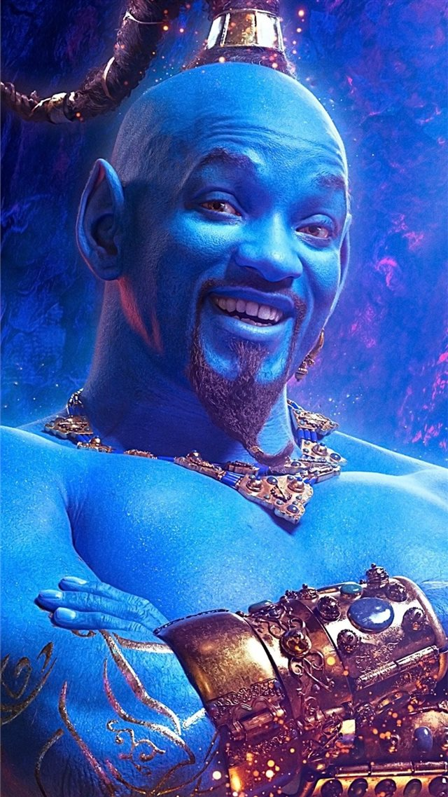 genie will smith iPhone SE wallpaper