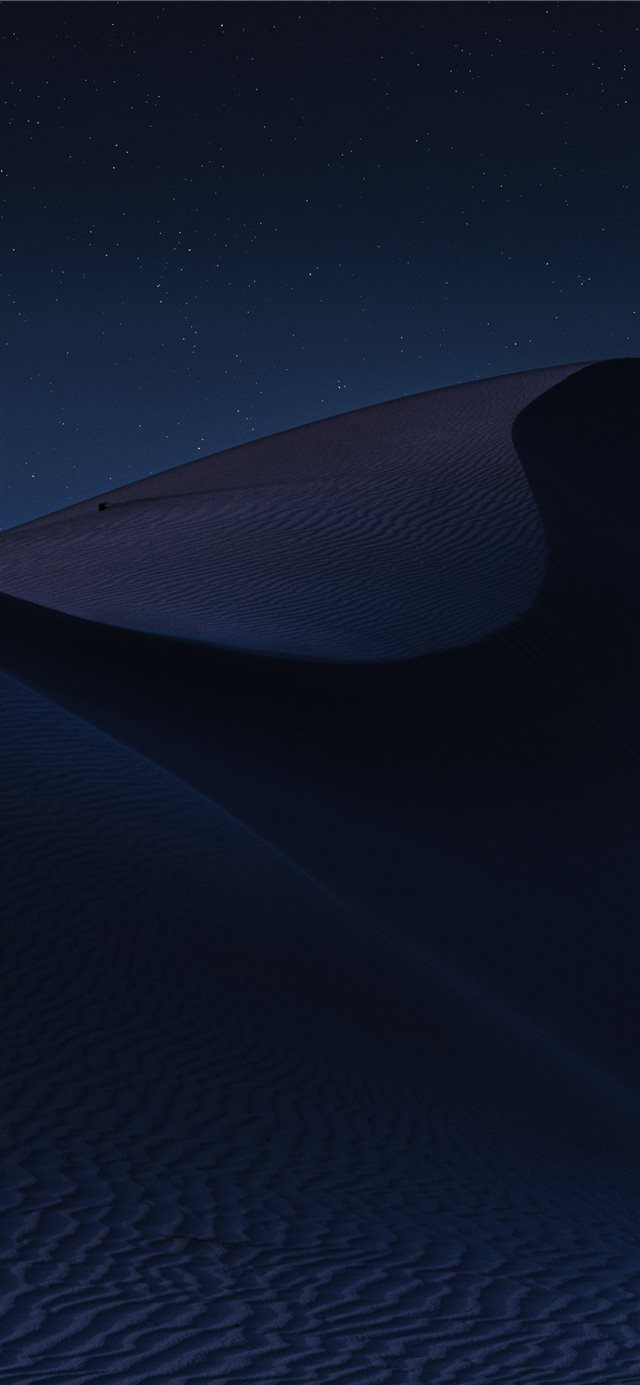 sand waves iPhone X wallpaper