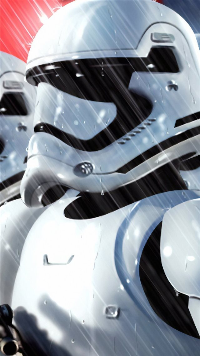stormtroopers 4k art iPhone 8 wallpaper