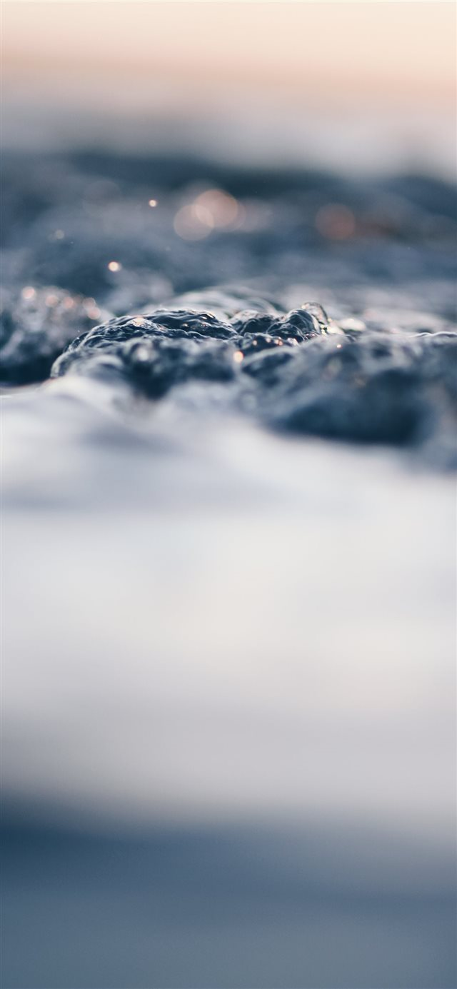 bokeh photography of body of water iPhone 11 wallpaper