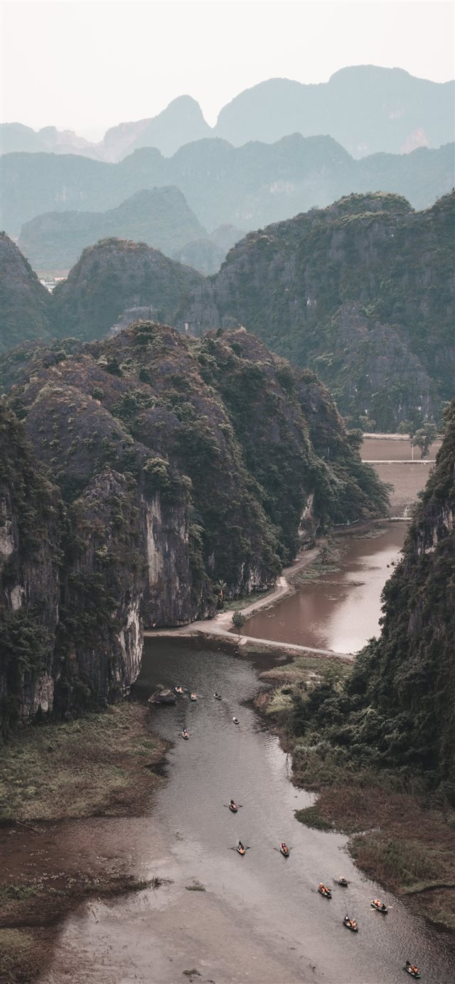 Ninh Binh iPhone X wallpaper