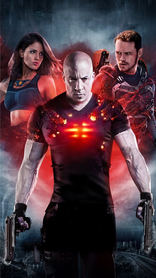 bloodshot movie 5k 2020 iPhone 8 wallpaper