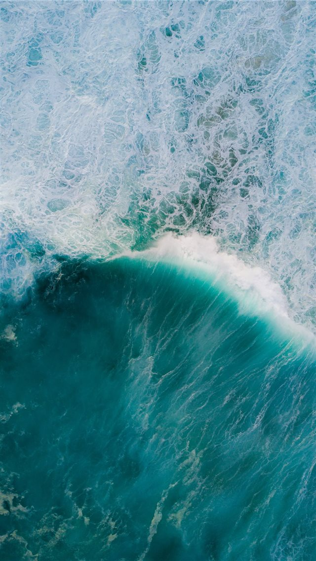 calm ocean iPhone SE wallpaper