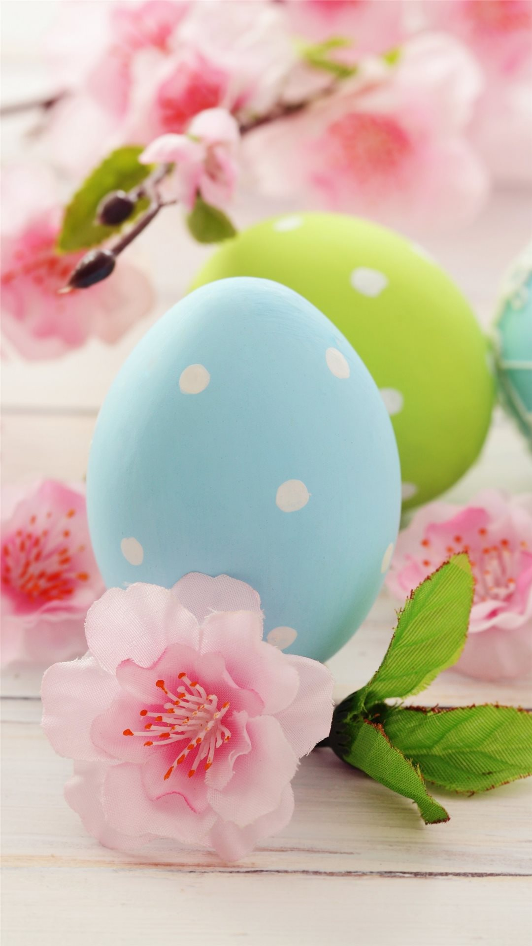 Easter Eggs Flowers 5k Celebrations 5569 Iphone Wallpapers Free