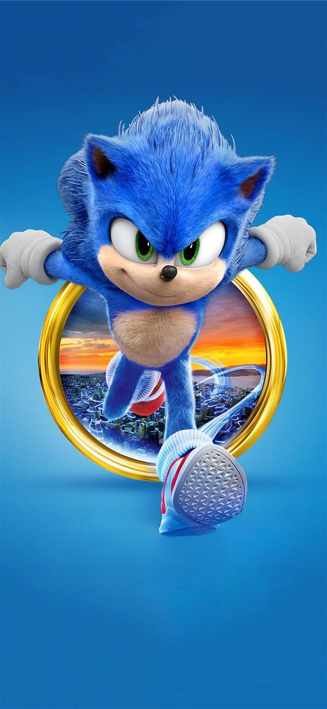 Sonic The Hedgehog 2020 4k Iphone X Wallpapers Free Download