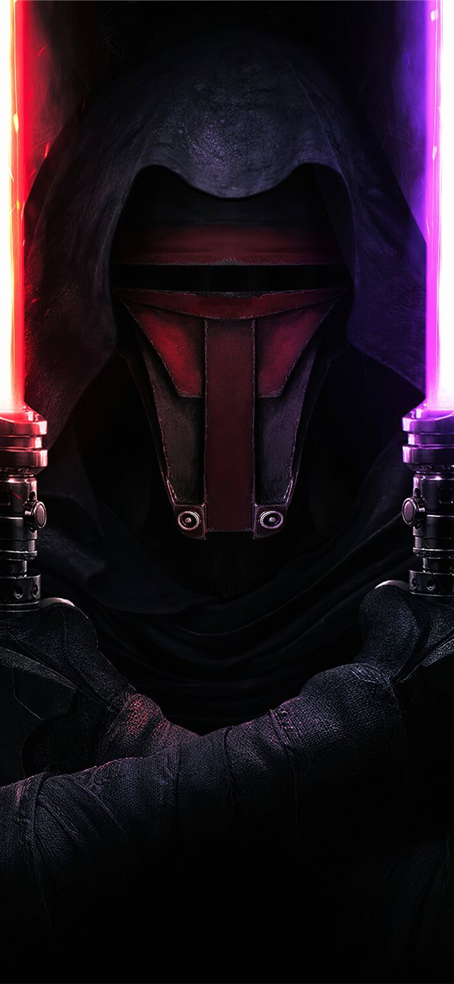 darth raven 4k iPhone 11 wallpaper