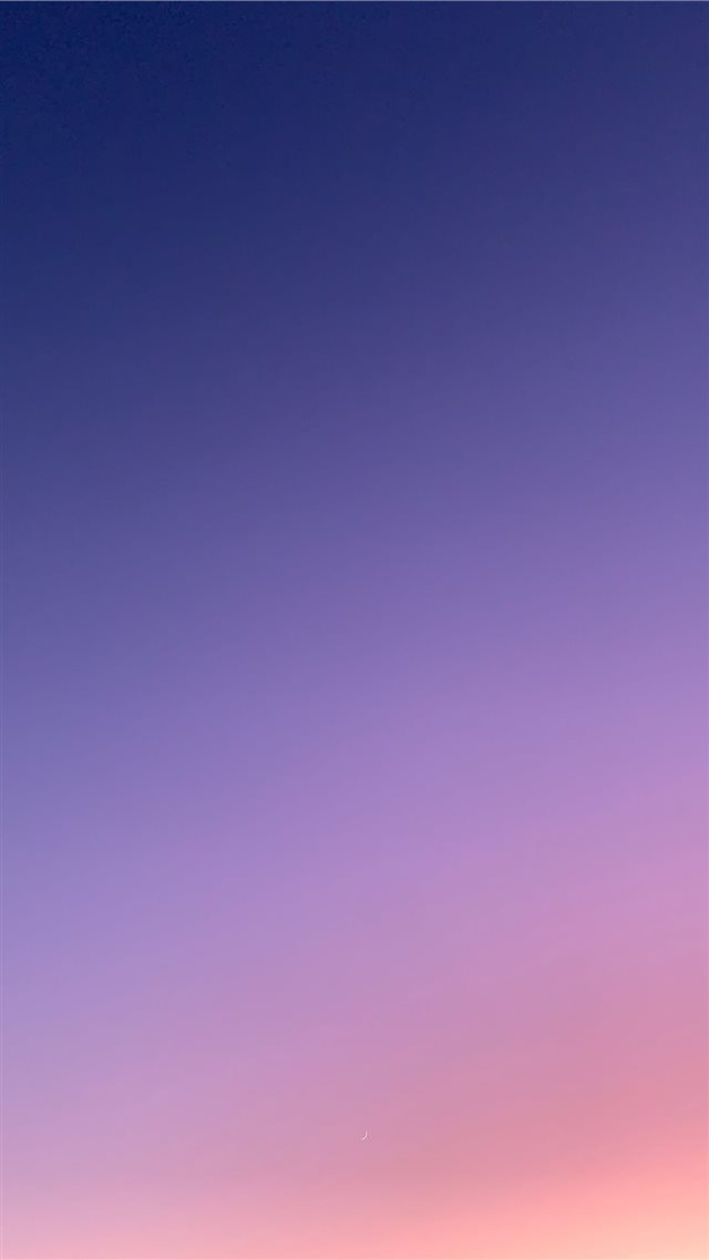 Nature's Gradient Unfiltered sunset in San Francis... iPhone 8 wallpaper