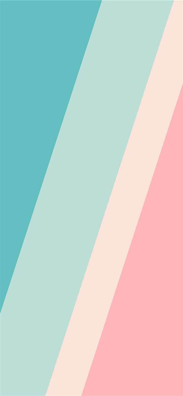 pink and teal striped textile iPhone X wallpaper
