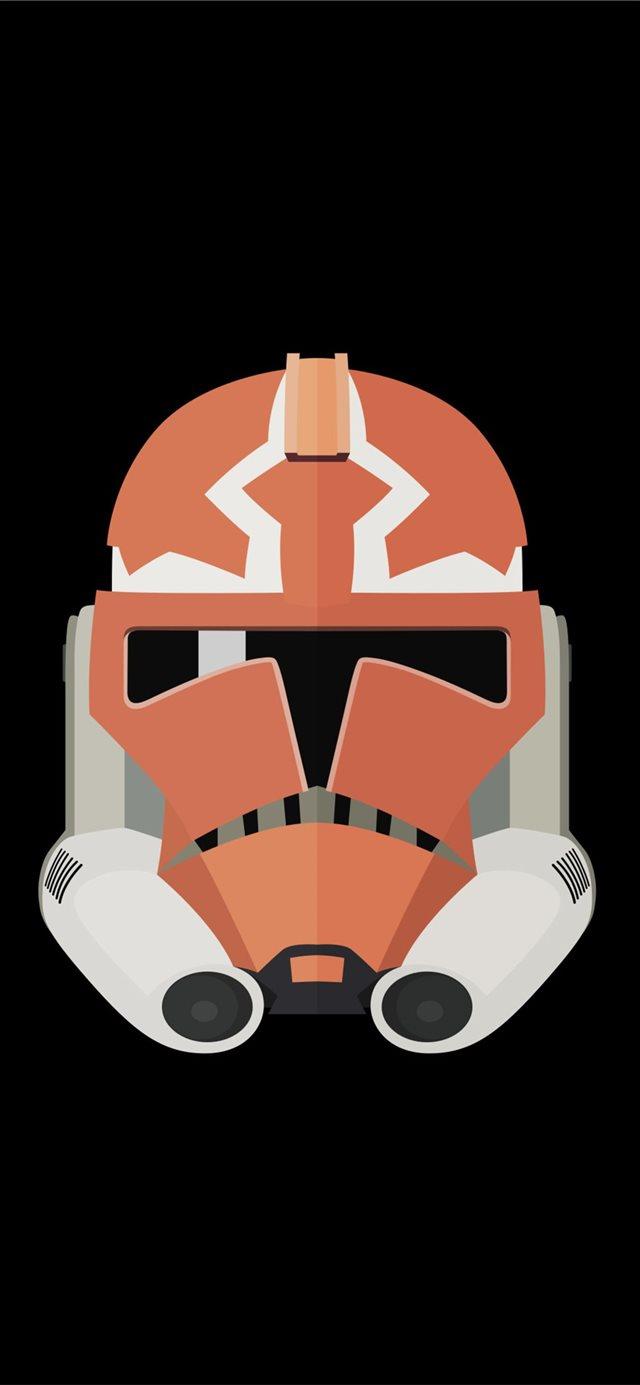 starwars helmet 4k iPhone 11 Wallpapers Free Download