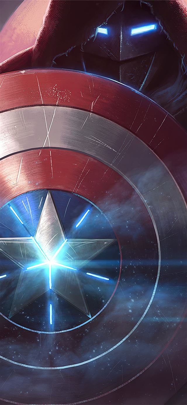 captain america contest of champions 4k iPhone X wallpaper