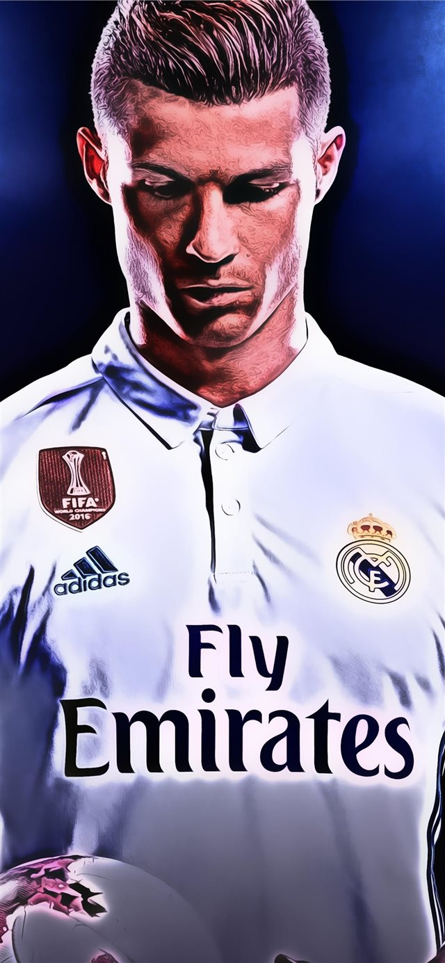 Cristiano Ronaldo Full HD 4K for Android APK iPhone X wallpaper