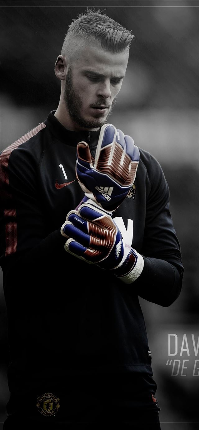 David De Gea Hd Hd backgrounds iPhone 11 wallpaper