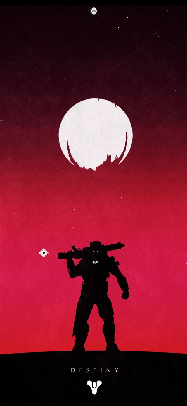 Destiny HD iPhone X wallpaper