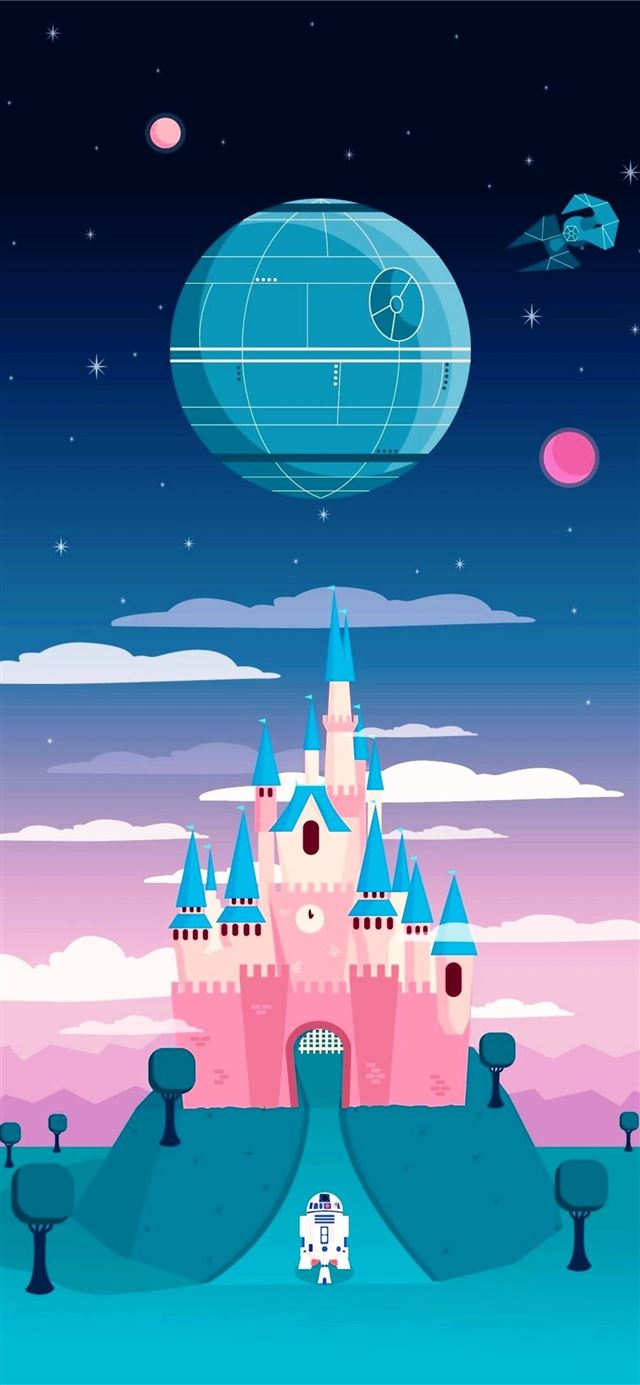 Disney iPhone 11 wallpaper