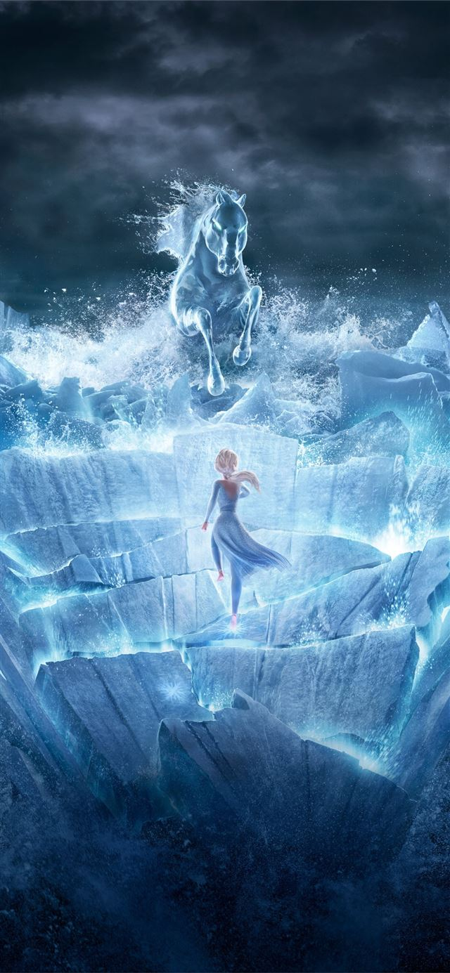 frozen 2 2019 10k iPhone 11 wallpaper