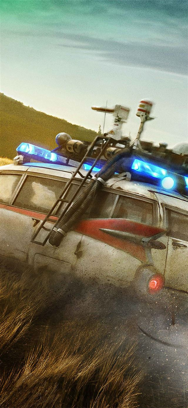 ghostbusters afterlife 2020 iPhone 11 wallpaper