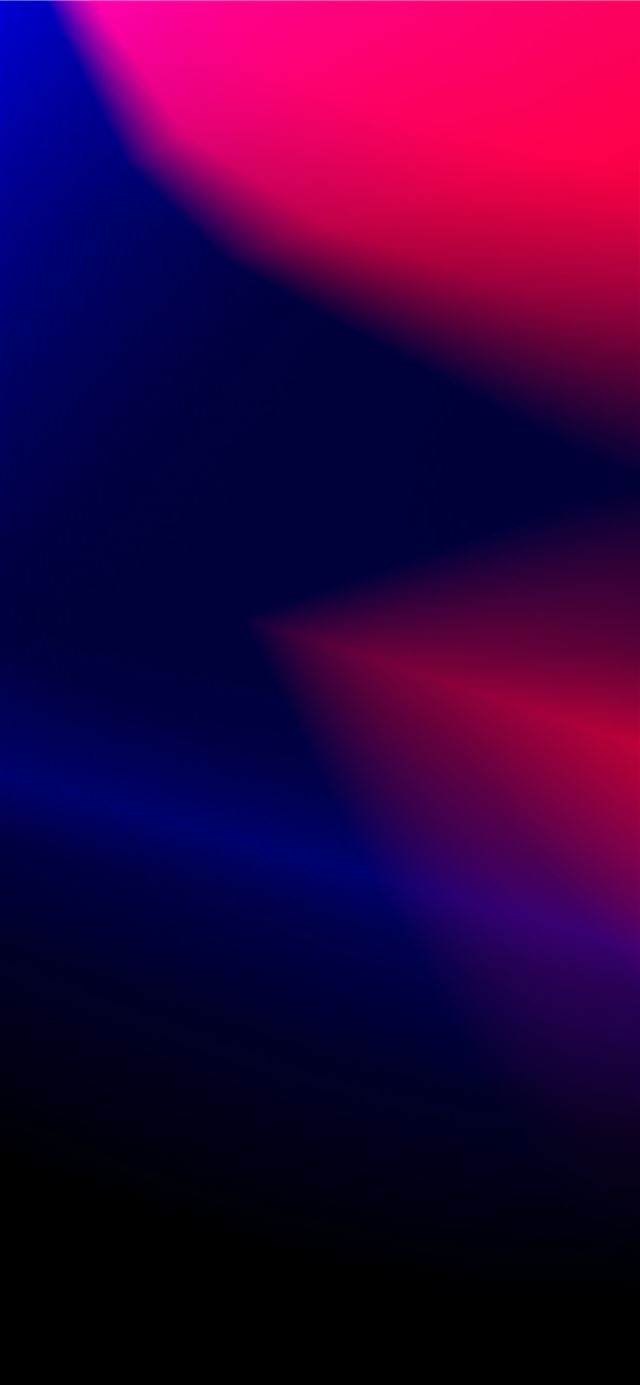 purple and blue light illustration iPhone X wallpaper