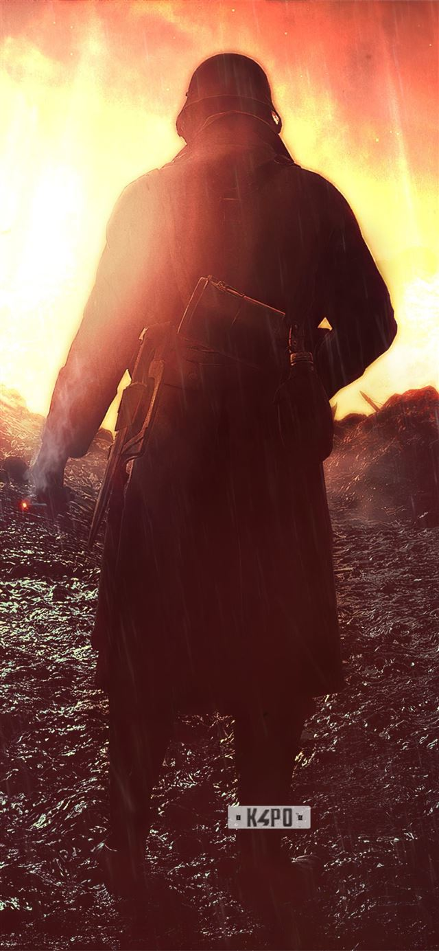 battlefield 1 2020 4k iPhone 11 wallpaper