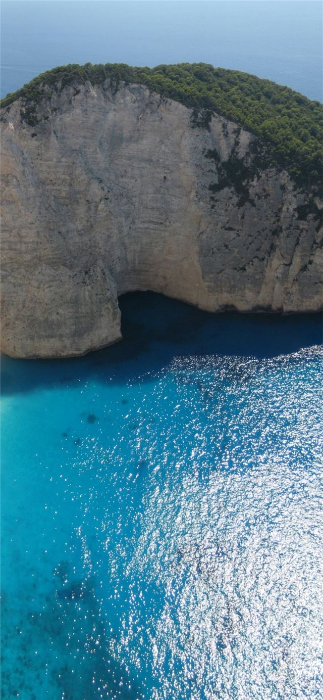 Navagio Beach iPhone X Wallpapers Free Download