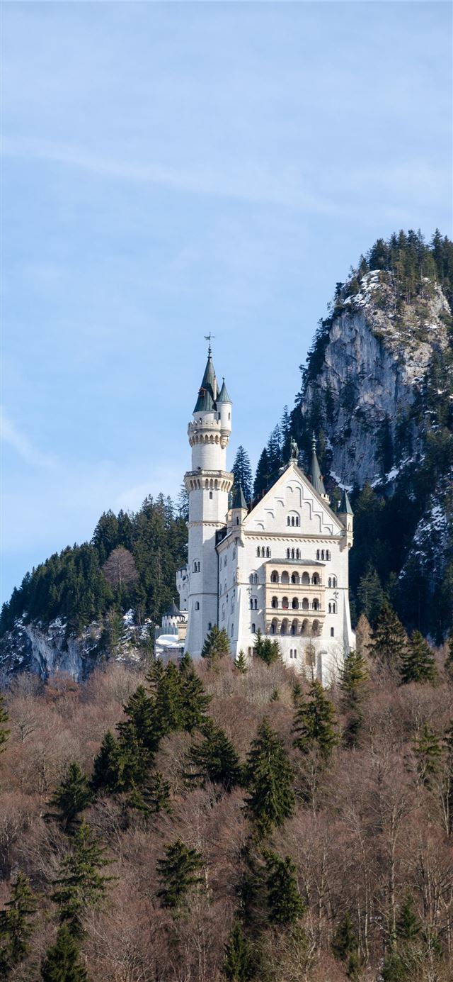 neuschwanstein castle free image iPhone 11 wallpaper