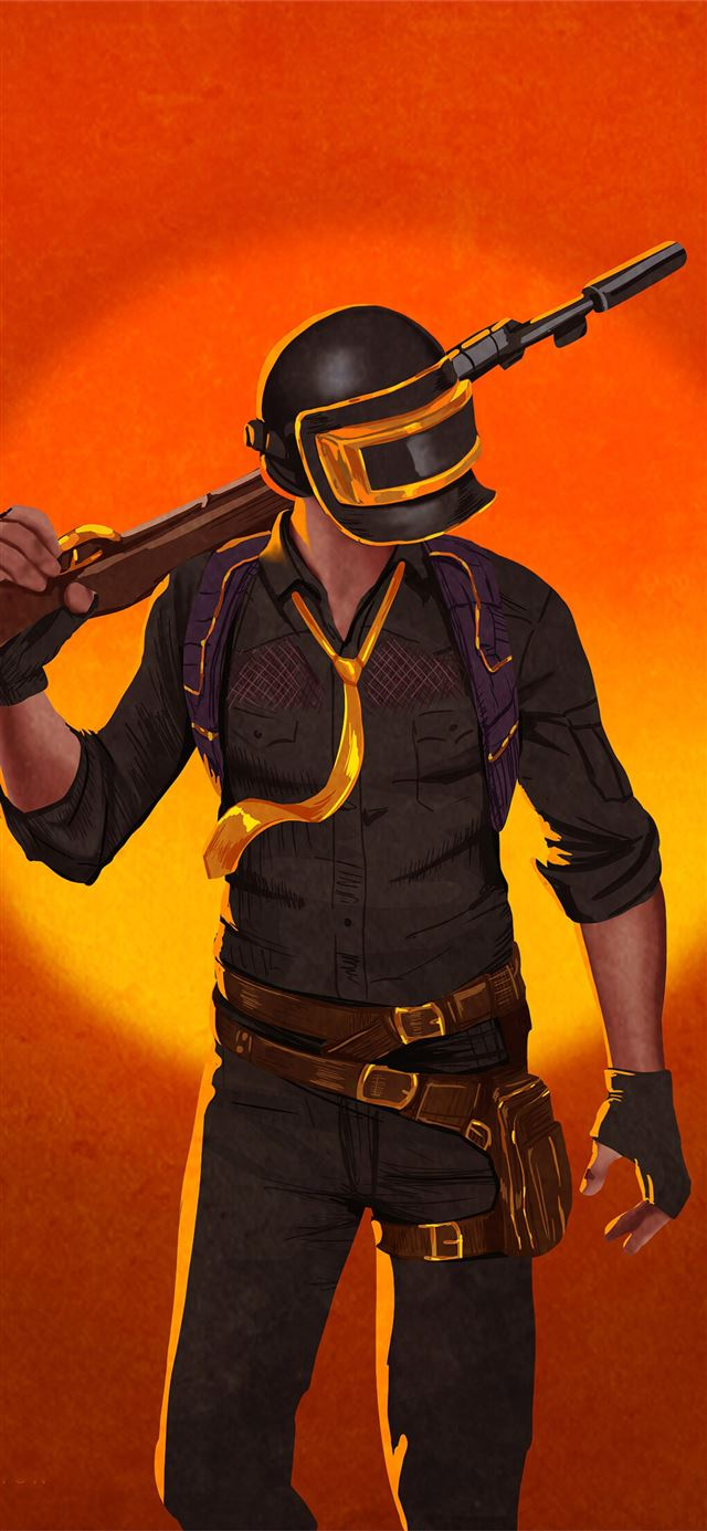 new skin pubg 2020 4k iPhone 11 wallpaper
