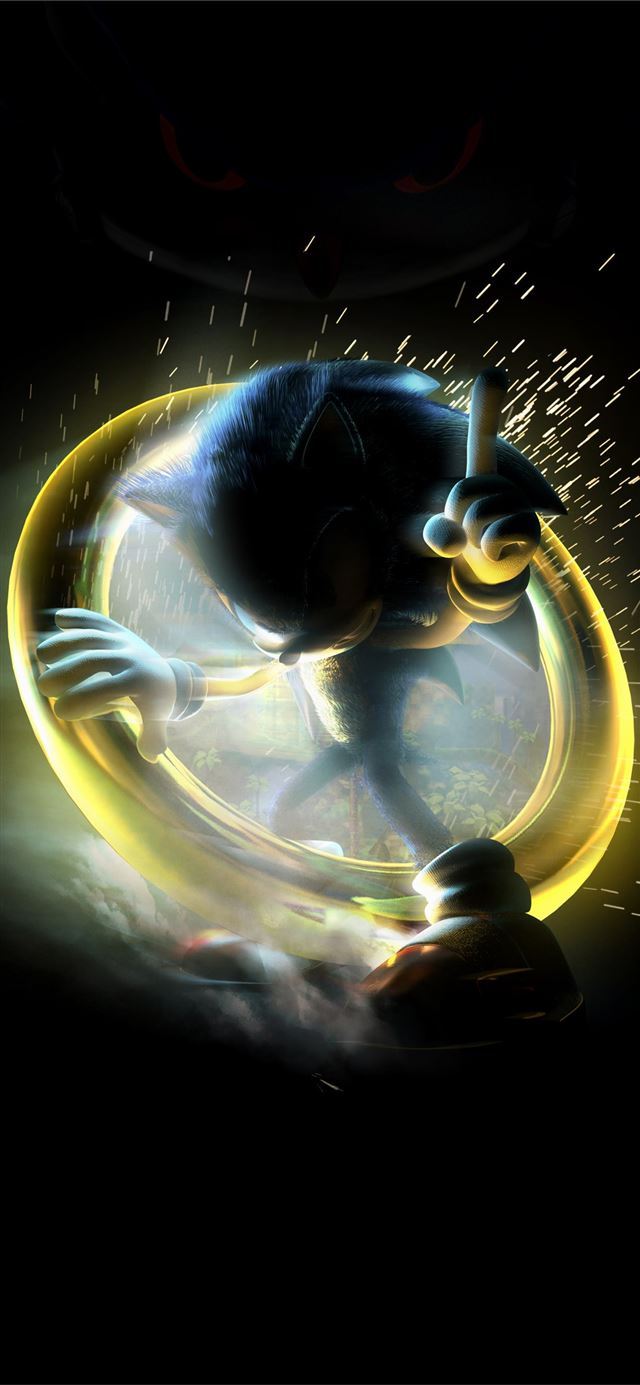 sonic the hedgehog 8k 2020 movie iPhone 11 wallpaper