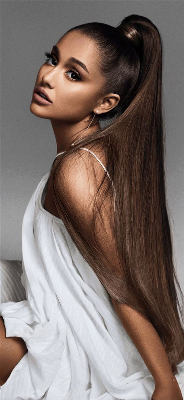 ariana grande 2020 iPhone X wallpaper