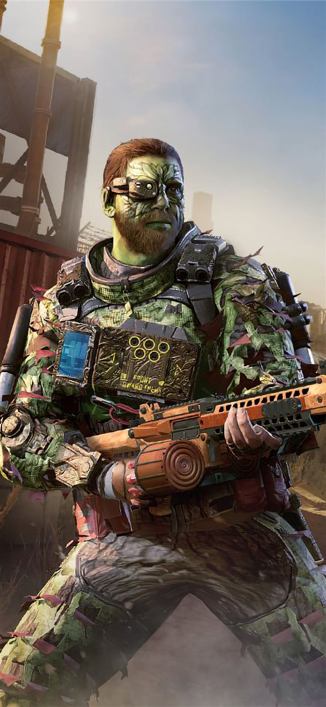 call of duty mobile season 6 iPhone X wallpaper