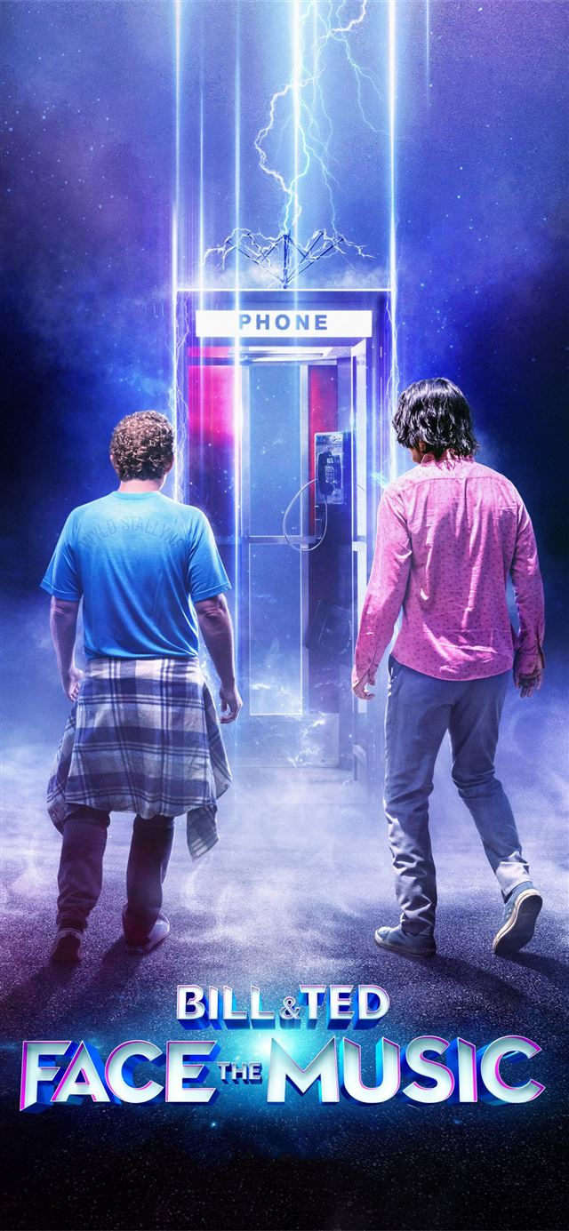 bill and ted face the music 2020 movie iPhone X wallpaper