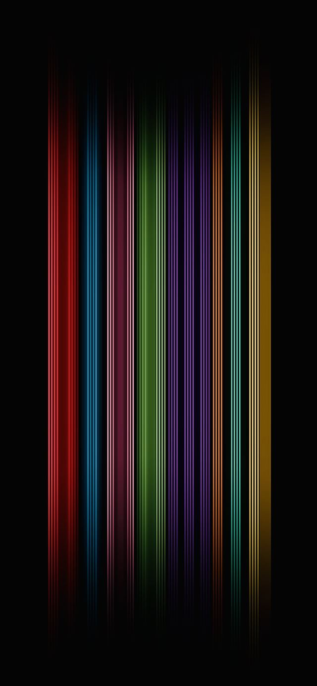 Texture Stripes v2 by AR7 iPhone X wallpaper