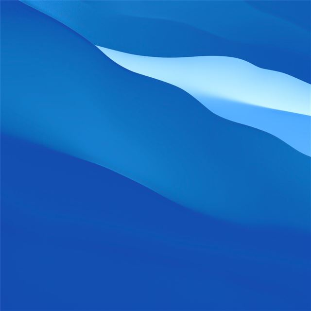 simple blue gradients abstract 8k iPad Pro wallpaper